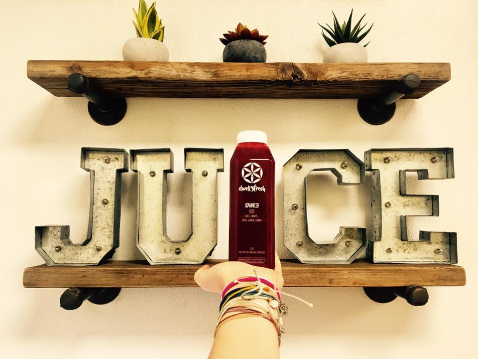DwellFresh Juice