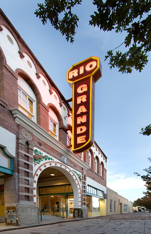 Visit the Rio Grande Theatre