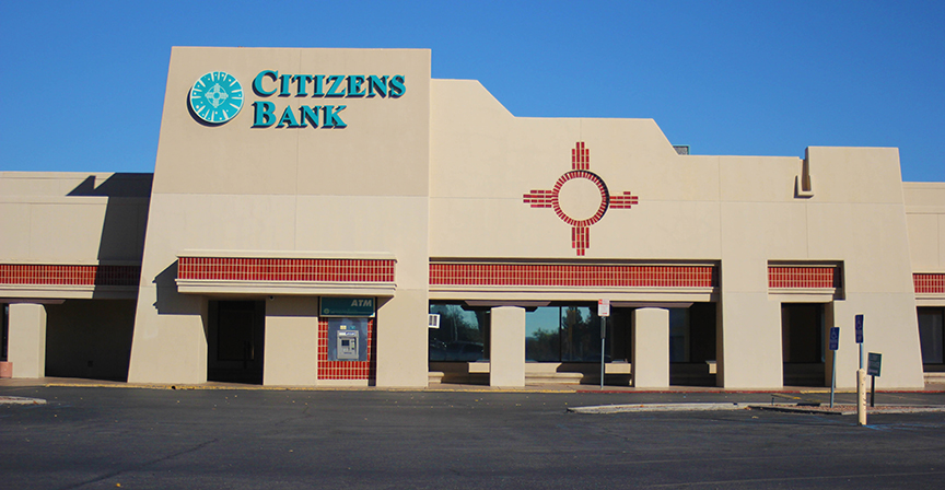 CITIZENS BANK OF LAS CRUCES – MAIN BRANCH